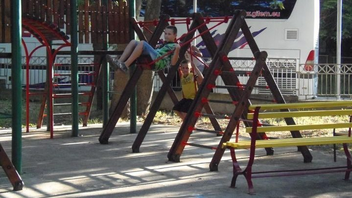 Парк Хотел Атлиман Бийч Детска площадка